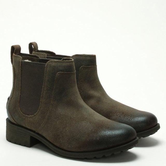 7fc2767933f Bonham II Dove Leather Chelsea Boots