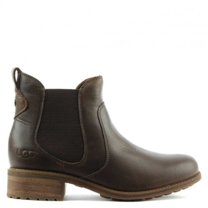 Bonham Stout Leather Chelsea Boot