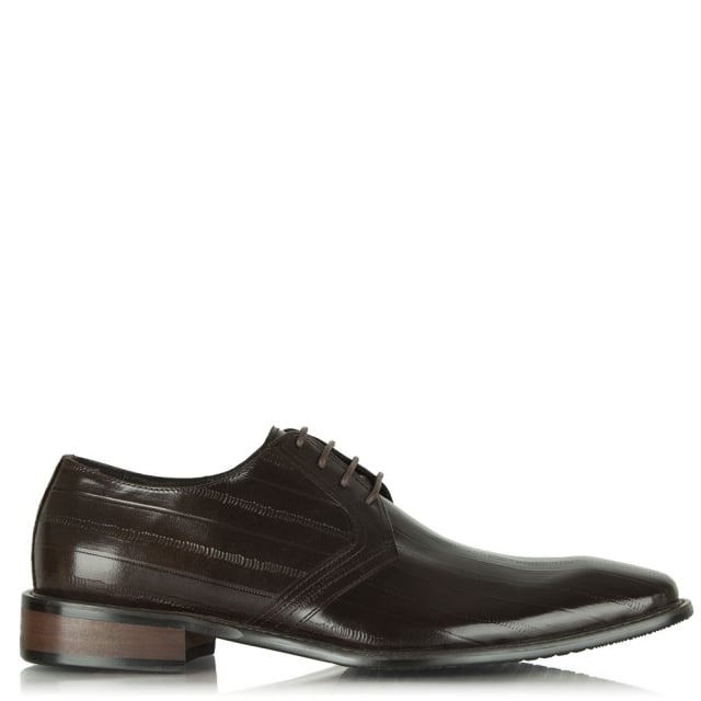 Brown Leather Lulworth Lace Up