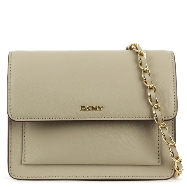 Bryant Mini Flap Soft Desert Leather Cross-Body Bag