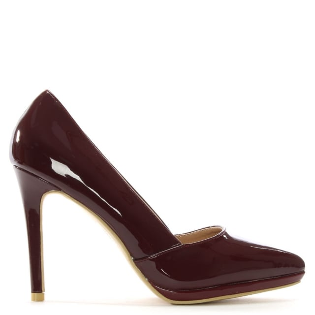 This smart round toe court shoe makes an elegant addition to your wardrobe. This minimalist slip on style features a slim mid heel and neat round toe. Wear with a /5(9).