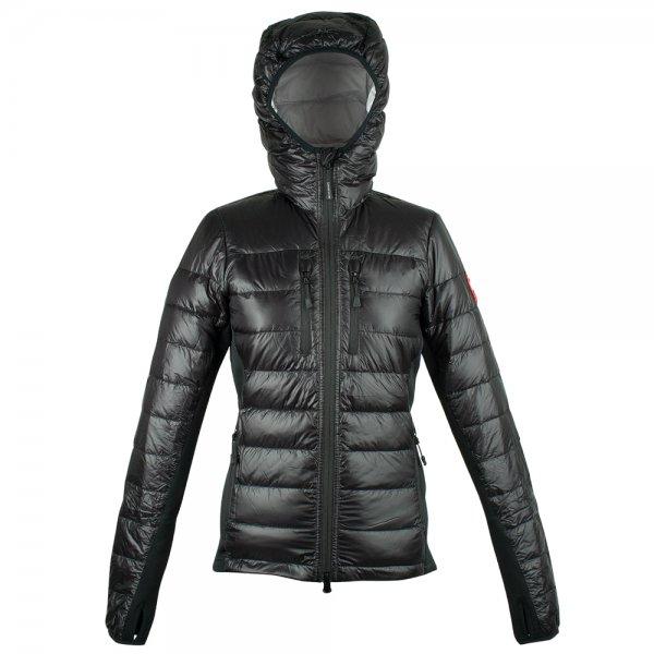 Goose Black Highbridge Hoody Puffa Coat