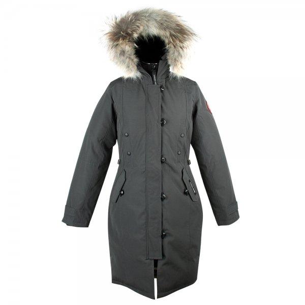 canada goose women's grey coat