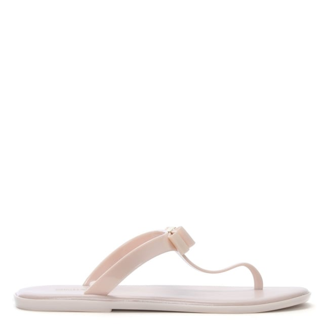 b226faf9e Michael Kors Caroline Soft Pink Jelly Sandals