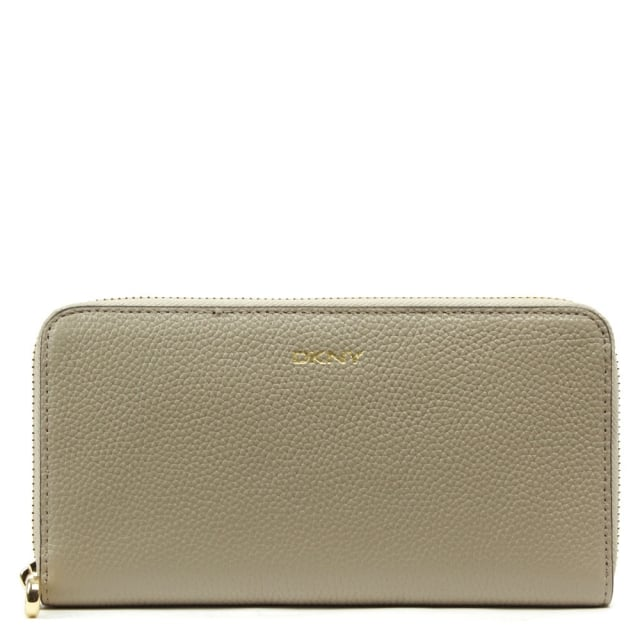 Chelsea Soft Desert Leather Zip Around Wallet