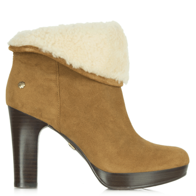 Chestnut Dandylion II Women's Ankle Boot
