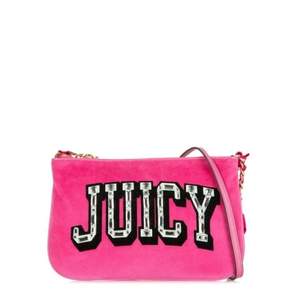 Choose Juicy Pink Cross-Body Bag