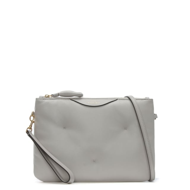 Chubby Steam Leather Cross-Body Bag