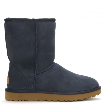 Classic Short II Navy Twinface Boot