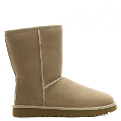 Classic Short II Sand Twinface Boots