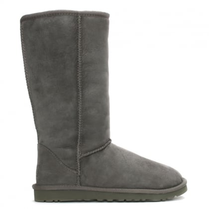 Classic Tall Grey Twinface Boot
