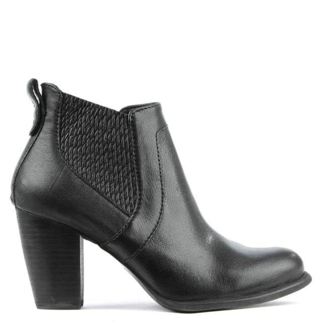 Cobie 2 Black Leather Chelsea Boot