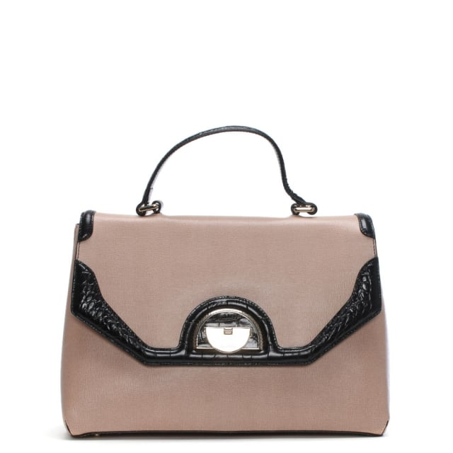 Coco Pink Leather Day Bag