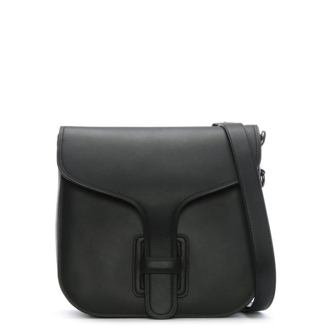 courier-black-glovetanned-leather-satchel-bag