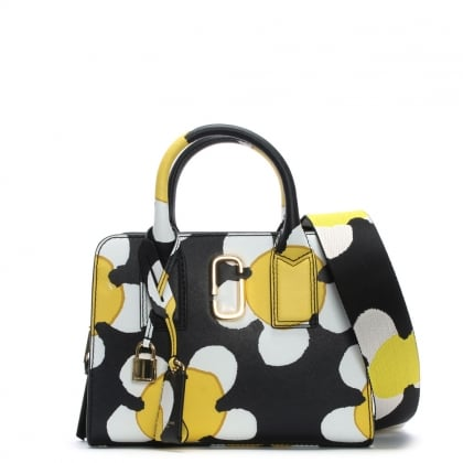Daisy Little Big Shot Yellow Multicoloured Tote Bag