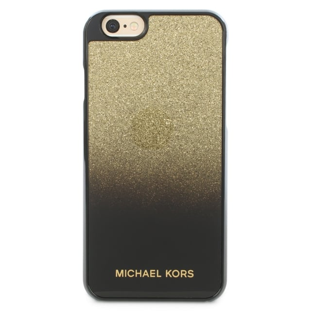 Dip Dye Sparkle Gold iPhone 6/6s Case