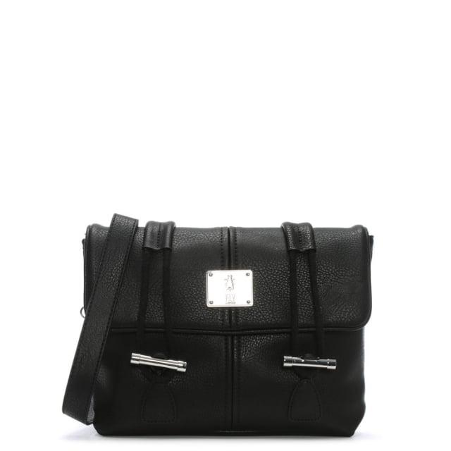 dipi-black-faux-leather-cross-body-bag