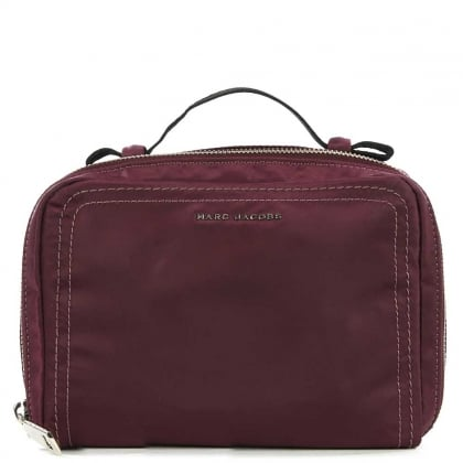 Easy Burgundy XL Cosmetic Case