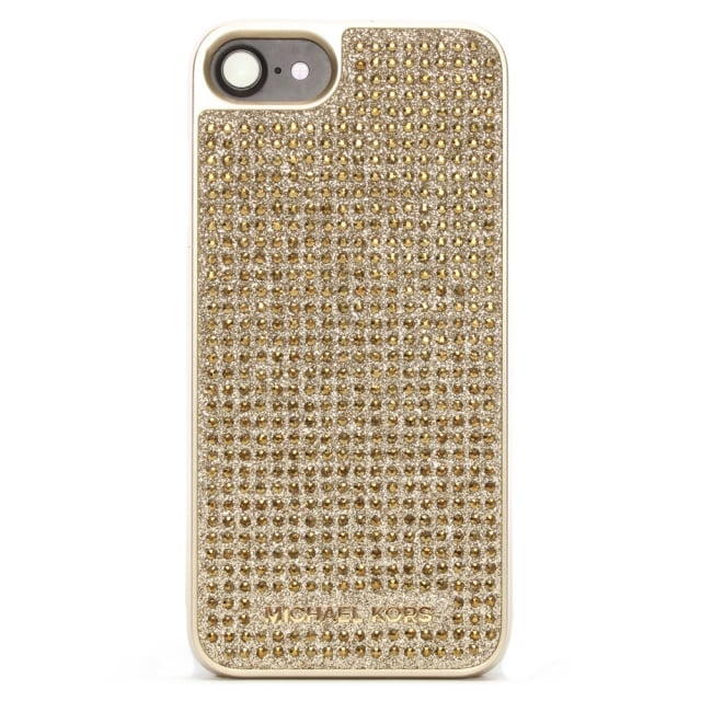 Electronic Novelty Gold Jewel iPhone 7 Case