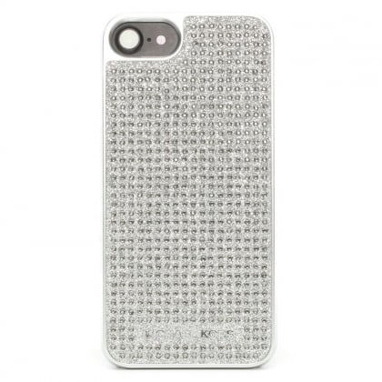 Electronic Novelty Silver Jewel iPhone 7 Case