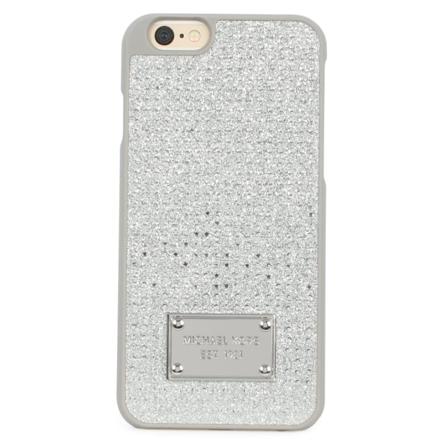 Electronics Silver Glitter iPhone 6/6s Case