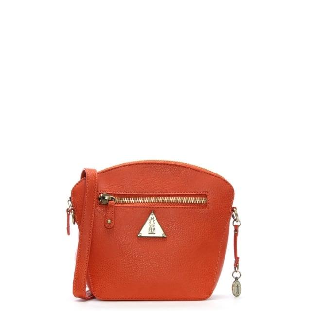 elil-poppy-orange-faux-leather-crossbody-bag