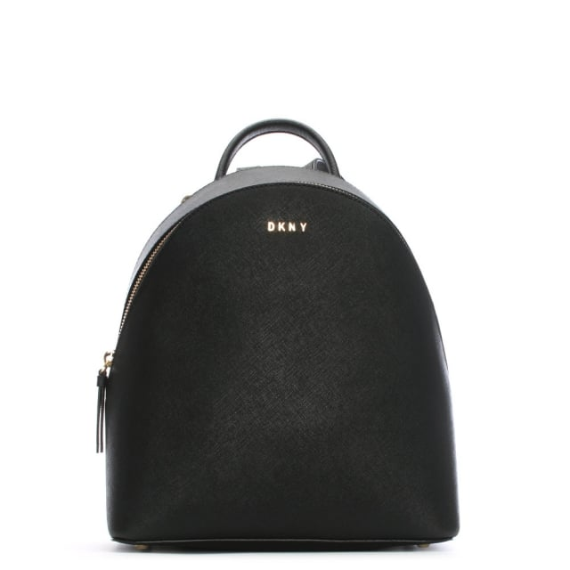 elle-medium-black-saffiano-leather-backpack