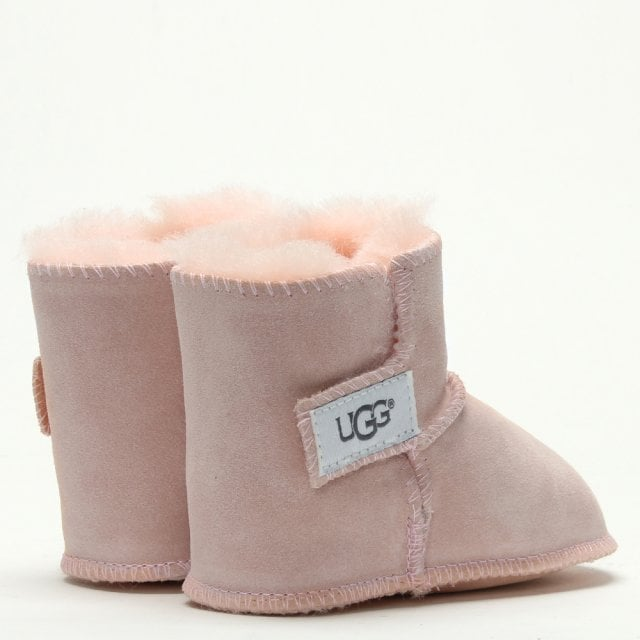 0e88fe6ac3f Erin Baby Pink Twinface Baby Boots