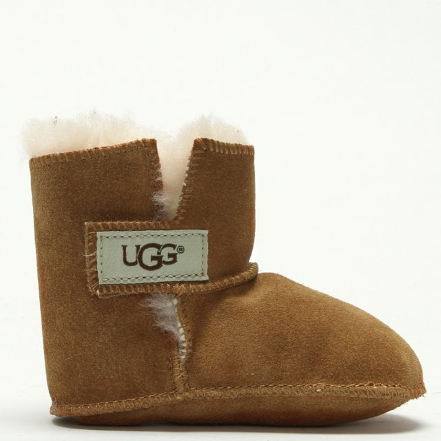18891f35a97a UGG Erin Chestnut Twinface Baby Boots