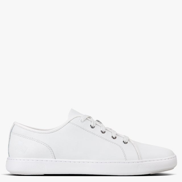Christophe Urban White Leather Trainers
