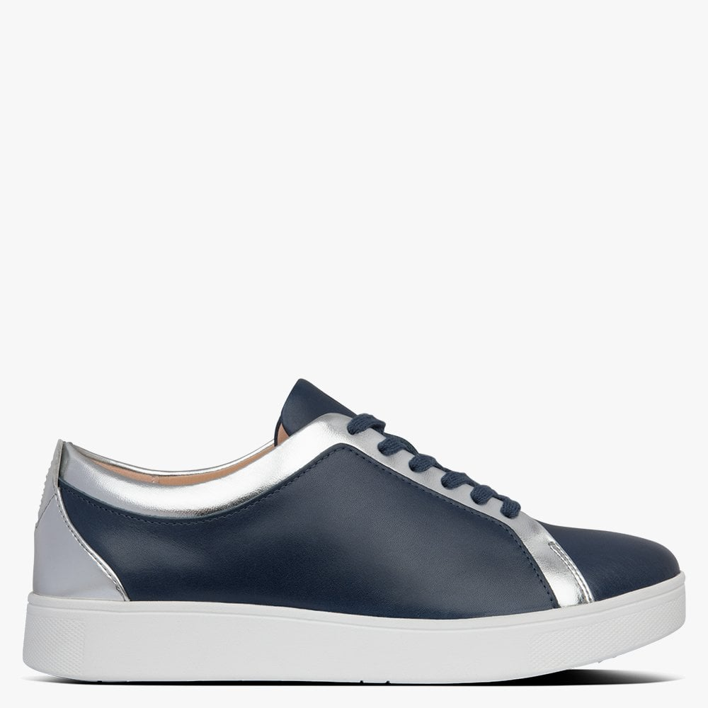 FitFlop Rally Midnight Navy Leather