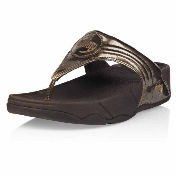 eae12e6a54cb FitFlop Walkstar III Womens Toe Post - Sandals from Daniel Footwear UK