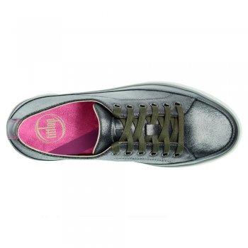 fe531c709f5a Gunmetal Super T™ Sneaker Crackle Womens Trainer