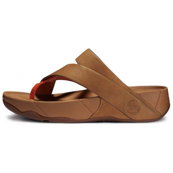 f541603ee7589a Fitflop™ Tan Sling™ Women s Toe Post Sandal