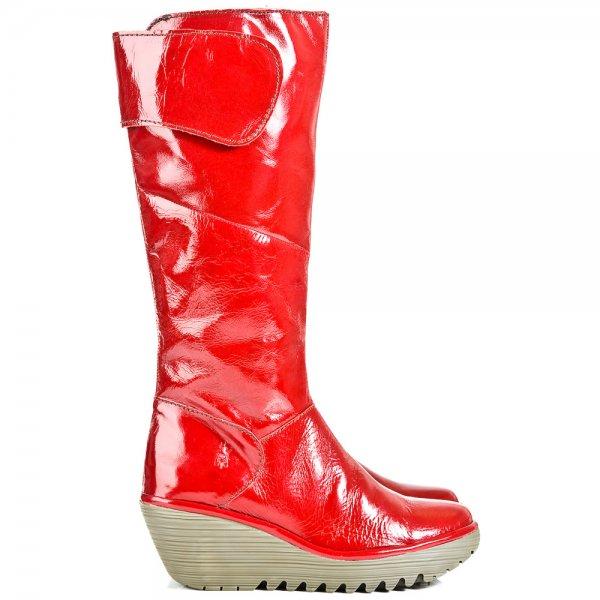aea31e98555 Fly London YULE Womens Knee Boot - Boots from Daniel Footwear UK