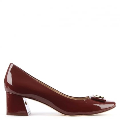 Gigi Port Royal Patent Leather 50MM Pump