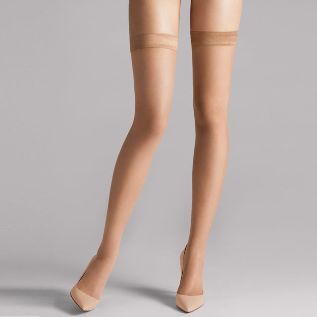 Gobi Naked 8 Stay Up Women's Stockings