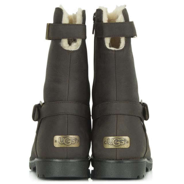 3d166758967 Grandle Java Brown Women's Buckle Calf Boot
