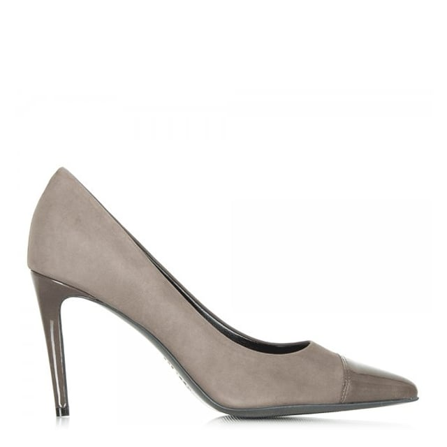 Grey 81 83290 Women's Pointed Court Shoe