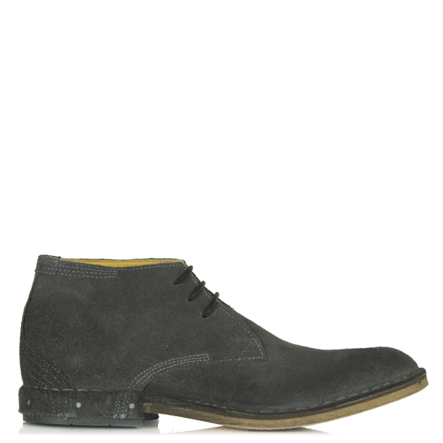 Grey Suede Hans Men's Desert Boot