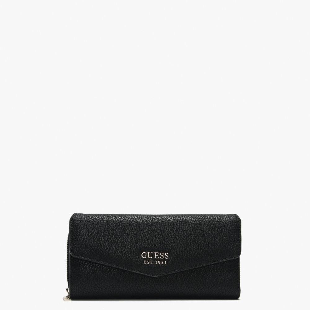 price best place for latest design Colette Black Pebbled Clutch Purse