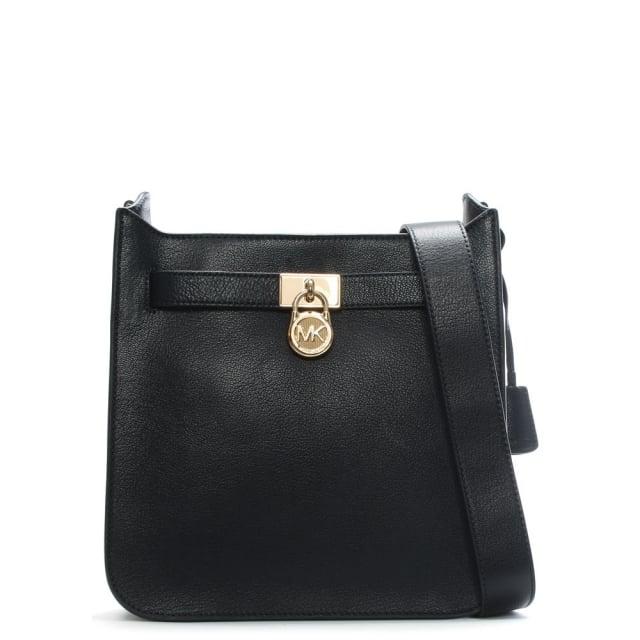 Hamilton Admiral Leather Messenger Bag