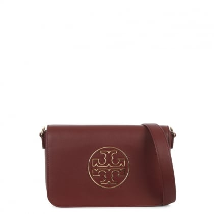Isabella Port Royal Leather Clutch Bag