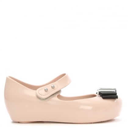 Melissa Jason Wu Kid's Pink Ultragirl Mary Jane