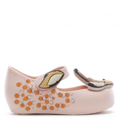 Kid's Mini Ultragirl Bambi Blush Pumps