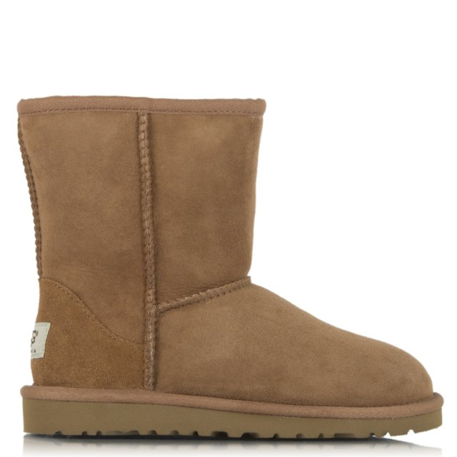 Kids Classic Chestnut Twinface Boot