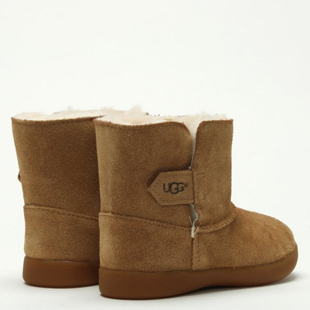 5dd4a16488ce Kid's Keelan Chestnut Ankle Boots