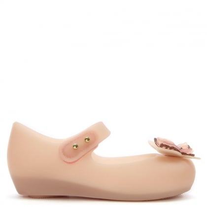 Kid's Mini Ultragirl Butterfly Blush Pumps