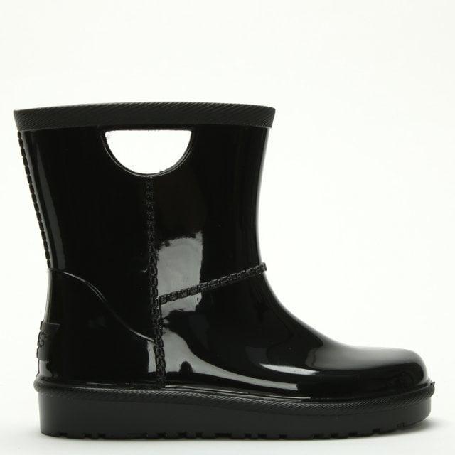 7233678b62b Kid's Rahjee Black Rain Boots