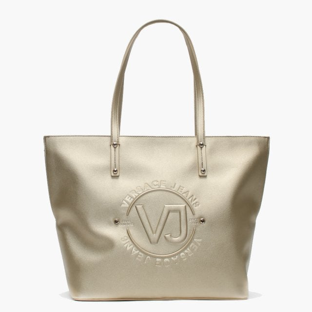 ce84f599 Komi Gold Logo Shopper Bag